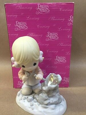 Precious Moments Your Heart is Forever Mine MIB 4003778