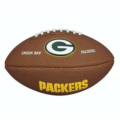 Green Bay Packers Wilson NFL Team Mini Football Ball