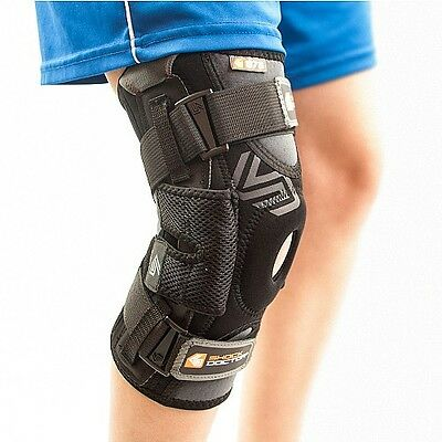 Shock Doctor 875 Hinged Knee Brace Surgery Ligament Cartilage Arthritis Pain NHS