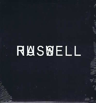 Russell Haswell – As Sure As Night Follows Day – New LP Vinyl Record