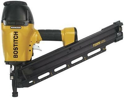 "Bostitch F28WW Clipped Head 2"" to 3-1/2"" Pneumatic Framing Nailer with Magnesium"