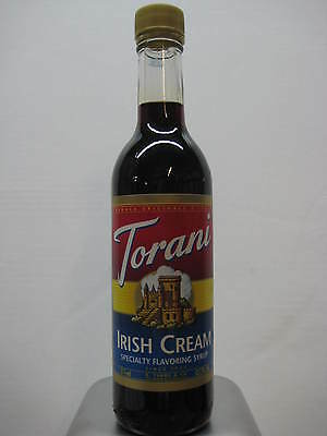 Torani Irish Cream Flavoring Syrup 375 mL