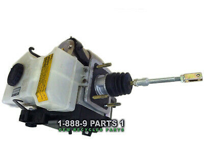Abs Pump Brake Master Cylinder Booster Actuator For Toyota 4Runner Gx470 A930444
