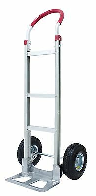 Aluminum Hand Truck / Dolly & 550 lb Capacity Free Same Day Shipping (HS-17)