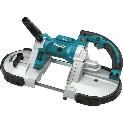 Makita XBP02Z 18V LXT Lithium-Ion Cordless Portable Band Saw (Bare Tool)