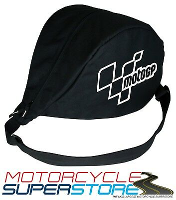 Motogp Motorcycle Motobike Scooter Messenger Storage Helmet Bag Holder