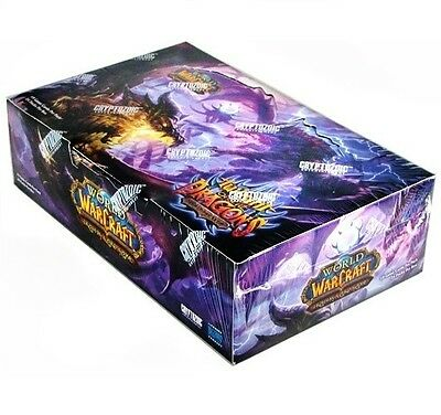 World of Warcraft - Twilight of the Dragons Display Booster Box - WoW