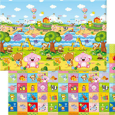 'Pingko and Friends' Comflor BabyCare Playmat - LARGE