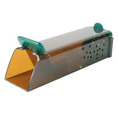 Pest Control REUSABLE HUMANE Live Mouse Trap CATCH NOT KILL MICE Hamster TRIXIE