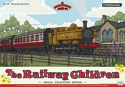 30-575 Bachmann OO/HO Gauge The Railway Children Train Pack
