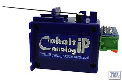 DCDCP-CB1IP DCC Concepts COBALT ip Slow Action Analogue Point Motor (Single)