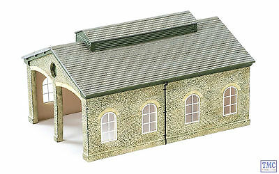 R9840 Skaledale OO/HO Gauge Granite Station Engine Shed