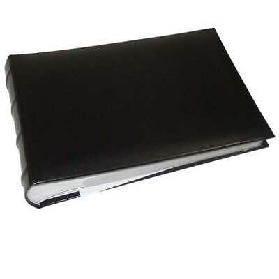 Walther Classic Black Slip In 8x6 Photo Album - 100 Photos