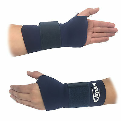 Isport Performance Thick Neoprene Hand Wrist Compression Warming Comfort Support