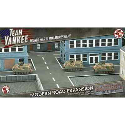 TY-BB189 - TEAM YANKEE: 15mm; Modern Roads Expansion