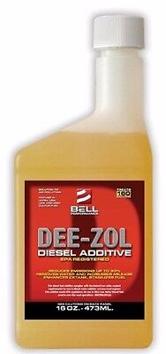 32 Oz Bottle  Bell Performance. - Dee-Zol Concentrate Diesel Treatment