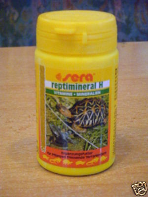 Sera 02820 Reptimineral H, 100ml