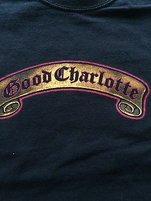 Good Charlotte- The Chronicles Of Life And Death T-Shirt Size M