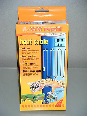 Sera 32008 Reptil Heat Cable - Heizkabel 15W