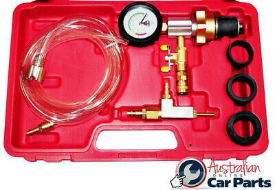 Coolant Vacuum Purge & Refill Tester T&E Tools 12275N NEW automotive