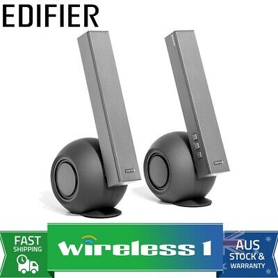 Edifier E10BT Exclaim - 2.2 Lifestyle Studio Bluetooth Speakers 3.5MM
