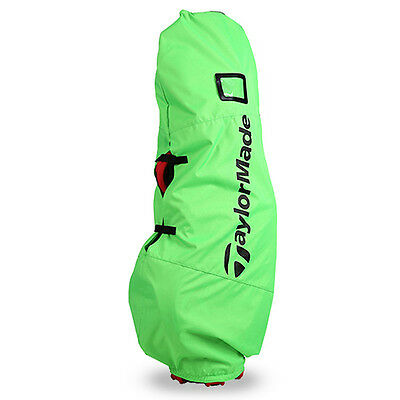 TaylorMade Travel Caddy Bag Cover/Green Color/Caddy cover