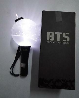 KPOP BTS Bangtan Boys Concert Lightstick Light stick Free Shipping