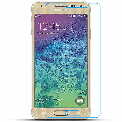 BLUE STAR FILM en VERRE TREMPE 4 couches pour Samsung GALAXY ALPHA - NEUF