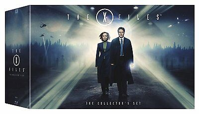 The X Files: Complete Seasons 1-9 Blu-ray Box Set