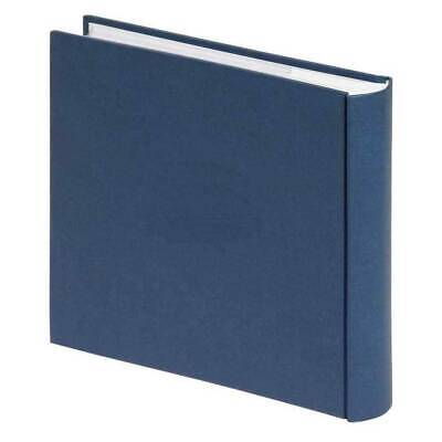Walther Fun Blue 6x4 Slip In Photo Album - 200 Photos