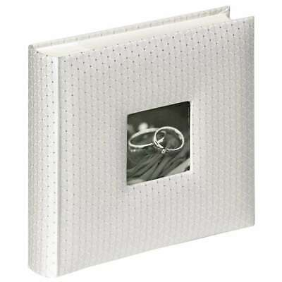 Walther Glamour 6x4 Slip In Wedding Photo Album - 200 Photos