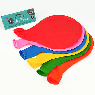 10 X 36 inch 90cm - Large Giant Oval Latex Big Balloon Wedding Party Decoration