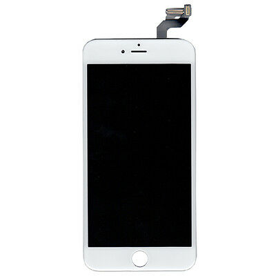 White LCD Screen Touch Digitizer + Frame Assembly For iPhone 6S Plus 5.5'' USA
