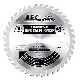 """Amana Tool MD12-480 12"""" x 48 Tooth A.G.E. General Purpose Saw Blade"""