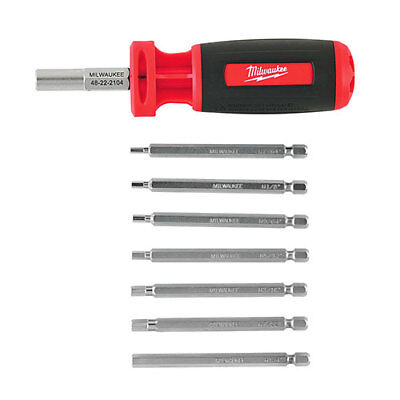 Milwaukee 48-22-2104 10-in-1 SAE HEX Key Driver