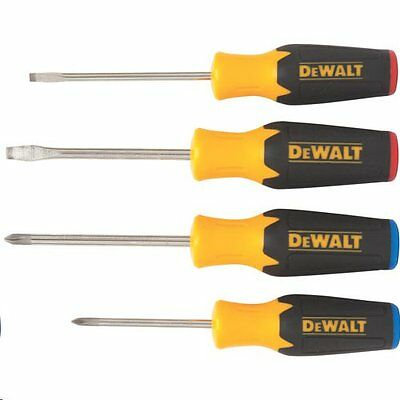 DEWALT DWHT62512 4-Piece Screwdriver Set