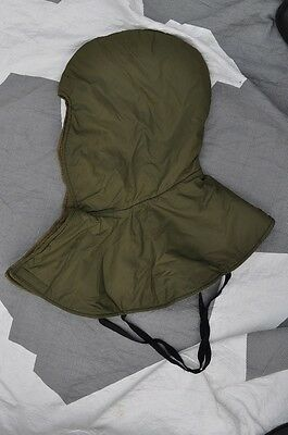 Cold Weather Sleeping Bag Hood Canadian Army Original Good Condition