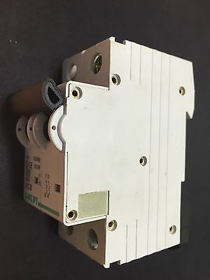 Goldy 2 Pole 6ka Circuit Breaker 10~63amp Din-Rail Mount