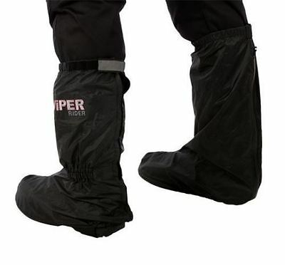 Viper Motorcycle Motorbike Scooter Over Boots 100% Waterproof