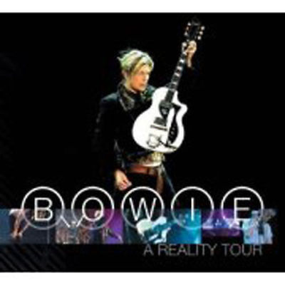 Bowie, David - A Reality Tour NEW CD