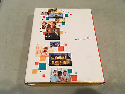 Ambit Energy Starter Kit Your Business Building Guide w/ Books DVDs & Magazine