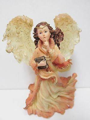 Boyds #28228-2E * Christiana....Guardian of Secrets * Charming Angel * NIB