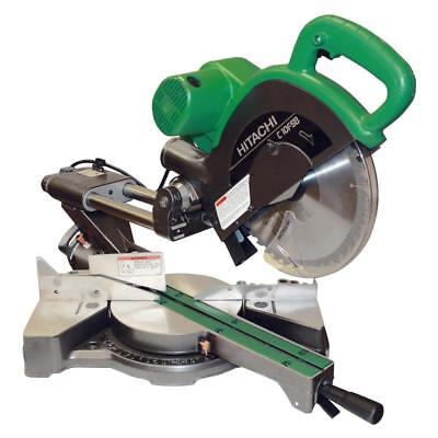 "Hitachi C10FSHPS 10"" Sliding Dual Bevel Compound Miter Saw with Laser Marker"