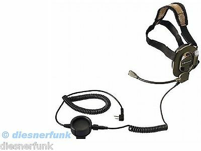 Bow-M Evo K Tactical Military Paint Headset S-Norm Alan Midland G5XT G6 G7 G8 G9