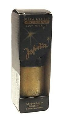 Body Make-up gold-Glitter Pump Gel