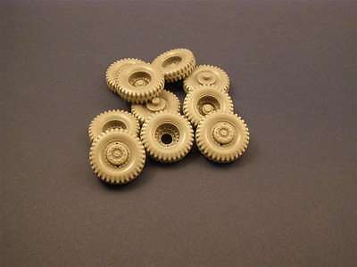 "PANZER ART RE35-073 1/35 Road Wheels for M26 ""Dragon Wagon"""