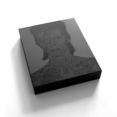 David Bowie Is... Autographed Black Book Limited Collectors Edition of 1000 Rare
