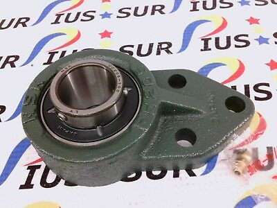 NSOP NSK Bearings 3 Bolt Flanged UCFH205-100D1 Cast Housing 1 Inch Shaft Bore