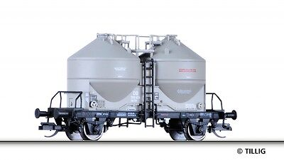 Tillig 17762 TT Powdered freight silo car Kds 56 DB Ep.III NOVELTY 2015 boxed