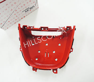 KIA SOUL 2014 2015 2016 2017 2018 Genuine OEM Red Floor Console Tray
